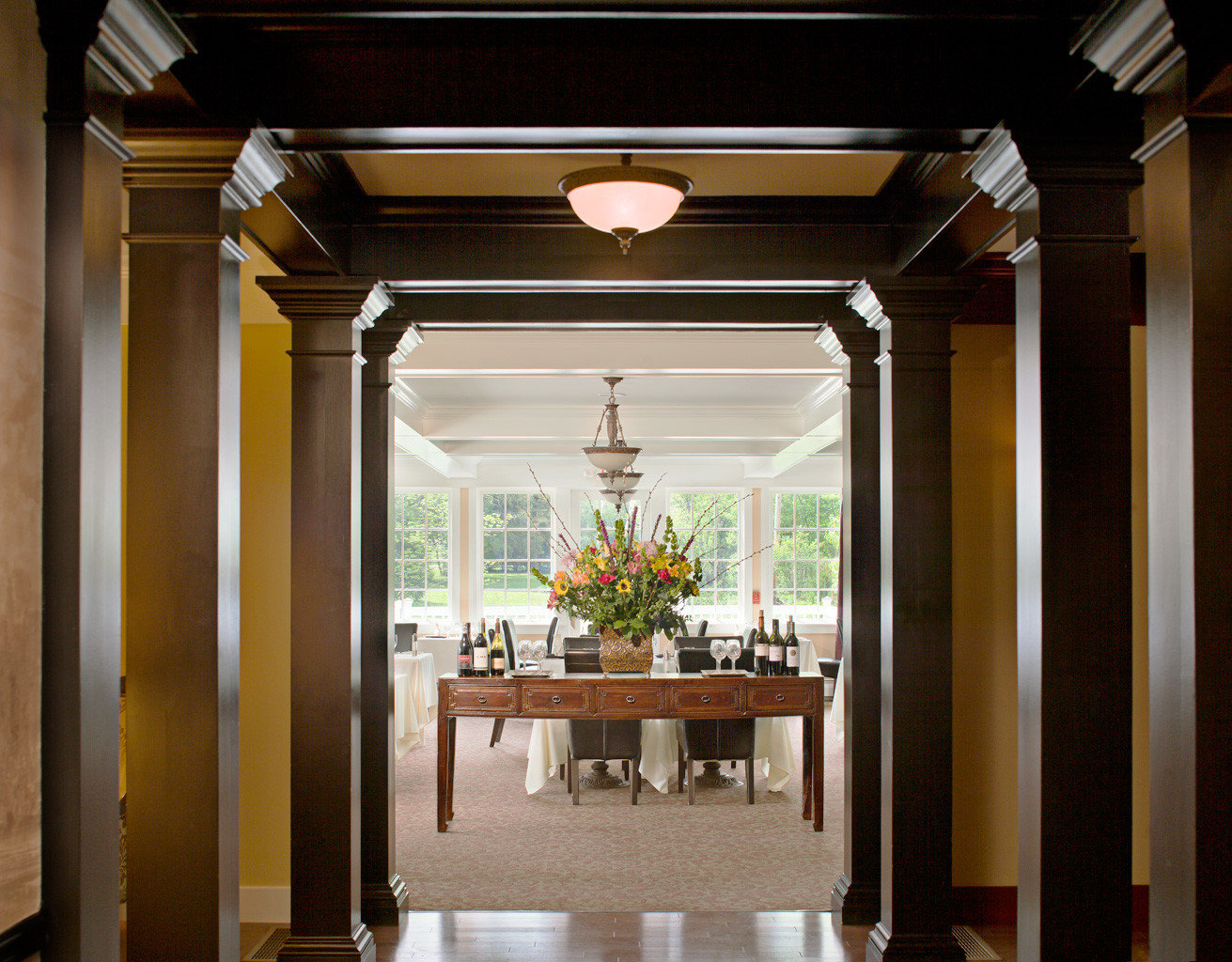 building Architecture Lobby home lighting hall arch