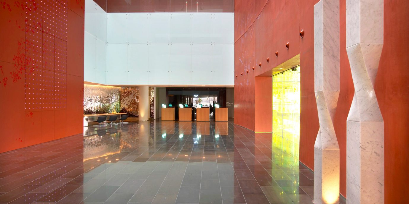 color Architecture Lobby art gallery tourist attraction hall professional