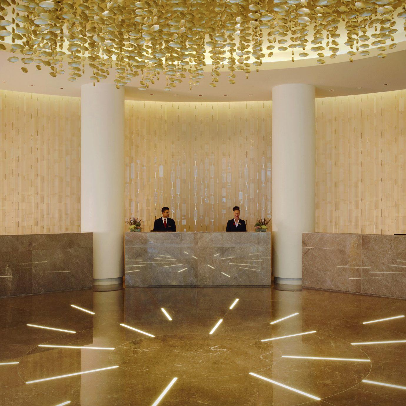 function hall Lobby Architecture flooring lighting daylighting ballroom hall