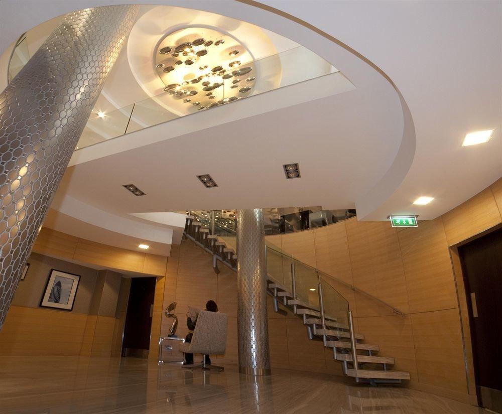 property Lobby Architecture daylighting lighting