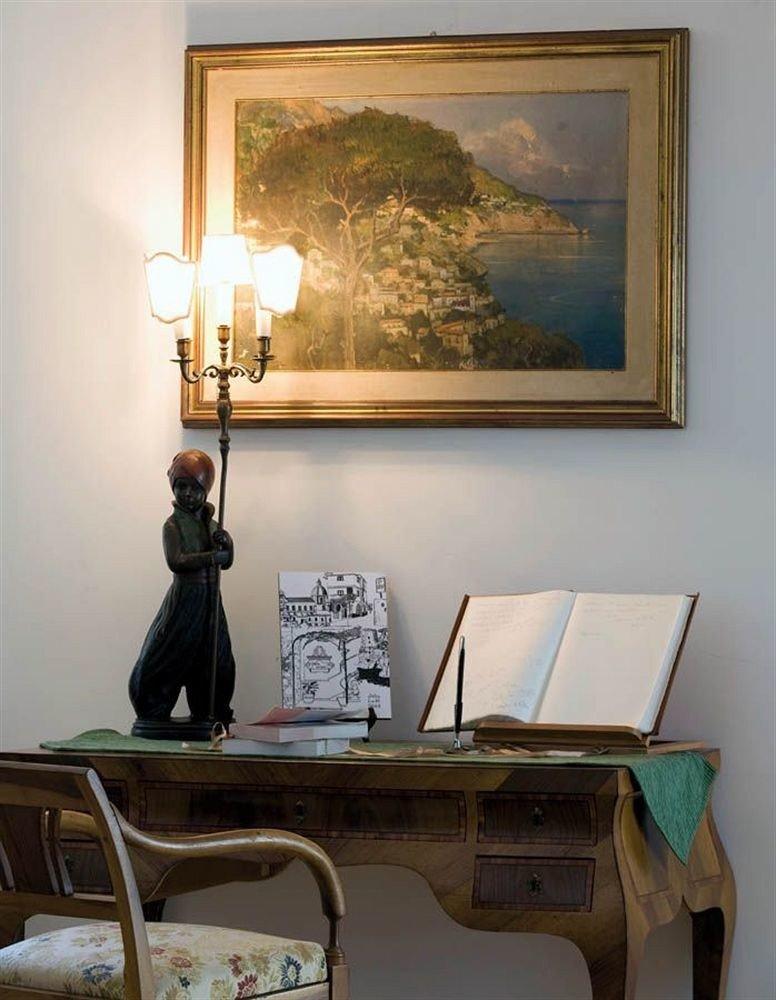 painting modern art art living room home lamp