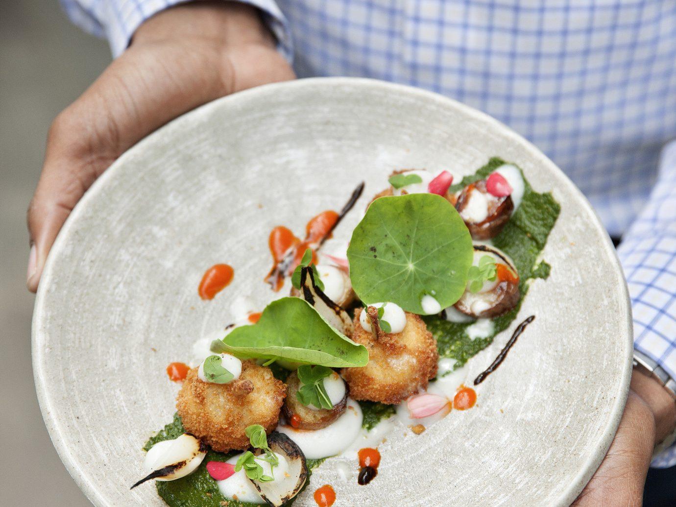 Food + Drink person food dish plate indoor meal produce vegetable cuisine sense breakfast