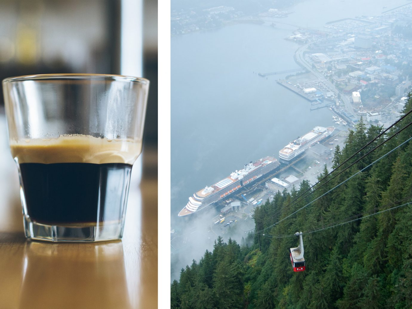 Trip Ideas Drink glass