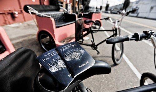 Food + Drink road outdoor vehicle product bicycle drums drum