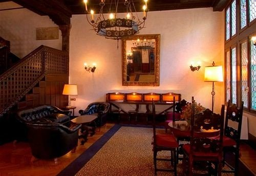 property building cottage Villa hacienda living room recreation room Bedroom restaurant Resort Bar lamp