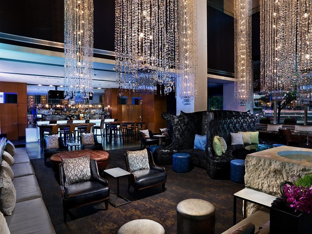 Bar City Lounge Modern chair Lobby restaurant living room