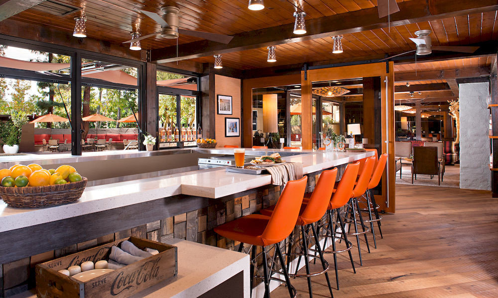 Dining Drink Eat Modern restaurant café Bar tavern Resort Island