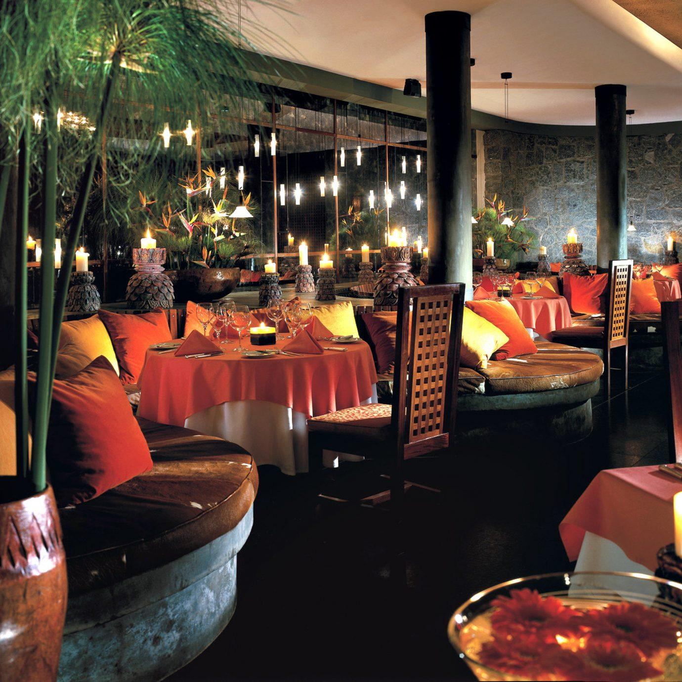 restaurant Bar Lobby Dining Resort nightclub dinner dining table