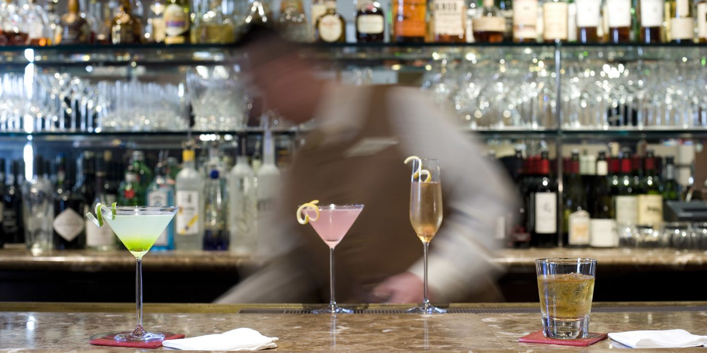 Bar alcoholic beverage Drink counter distilled beverage restaurant sense