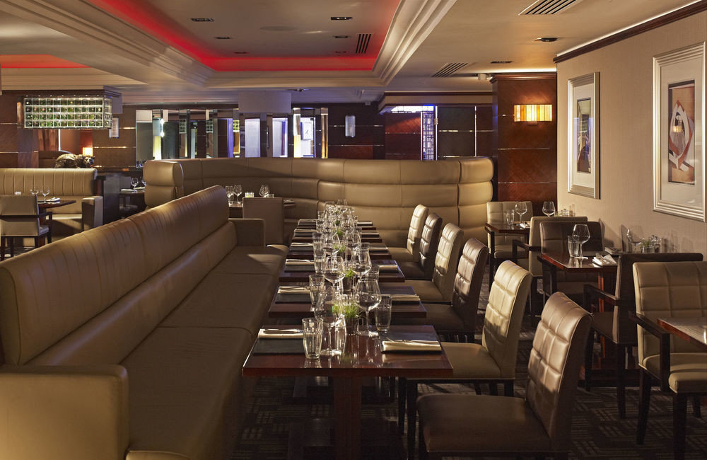 auditorium conference hall function hall restaurant Lobby Bar convention center café leather
