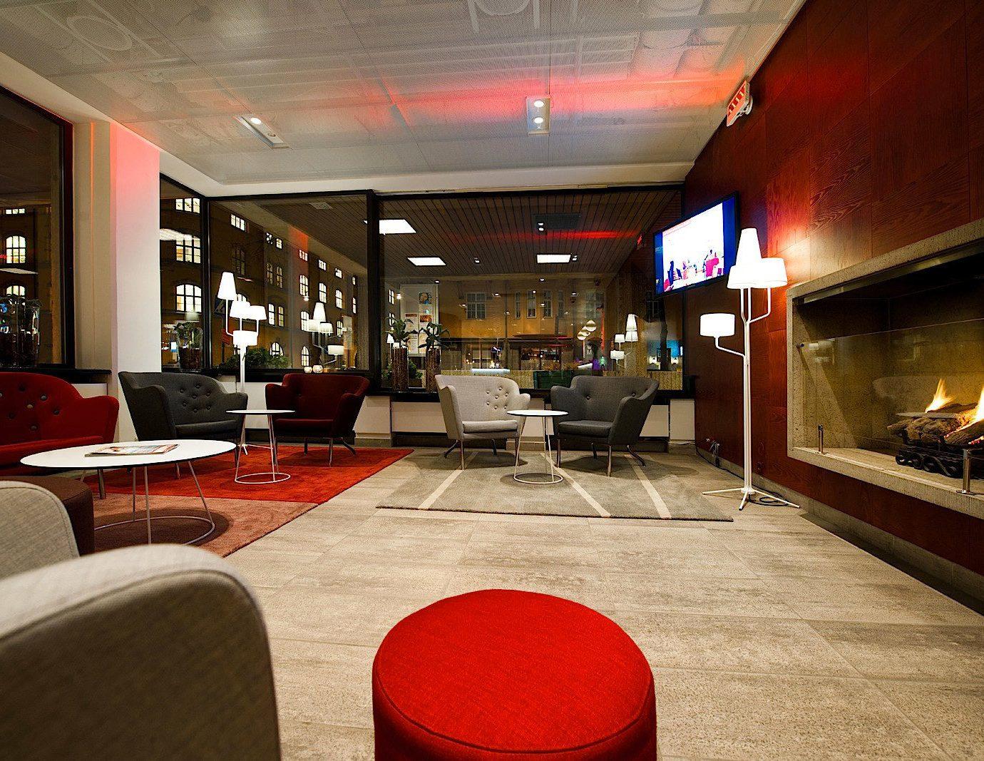 chair Lobby restaurant Bar
