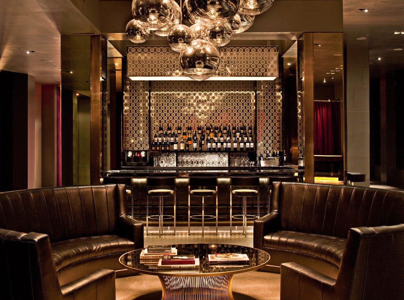 Travel Tips sofa chair Bar living room Lobby leather seat set