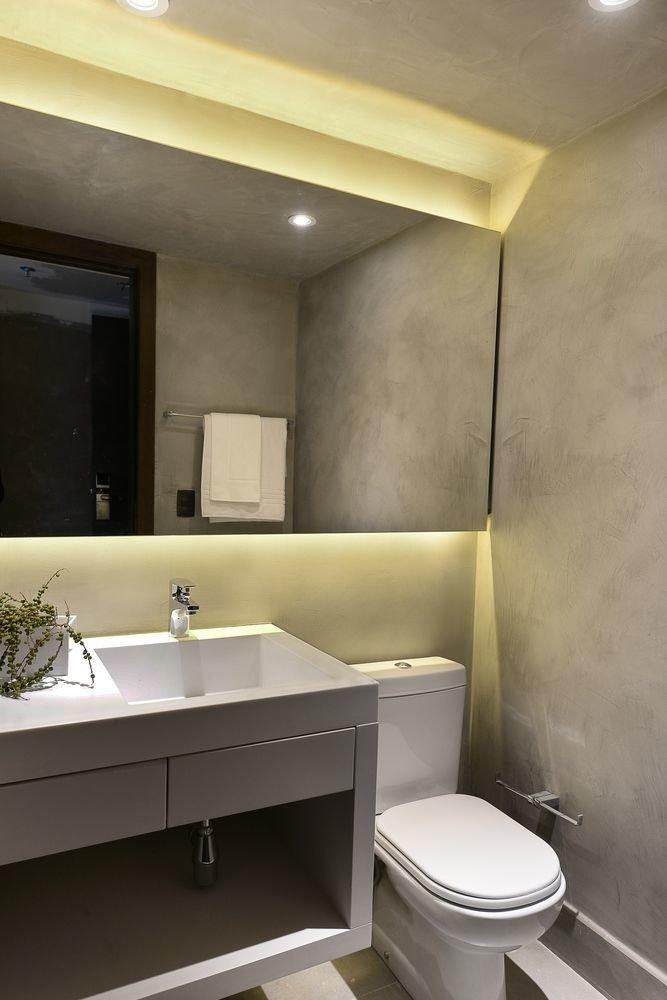 bathroom mirror property sink house toilet home plumbing fixture flooring bidet