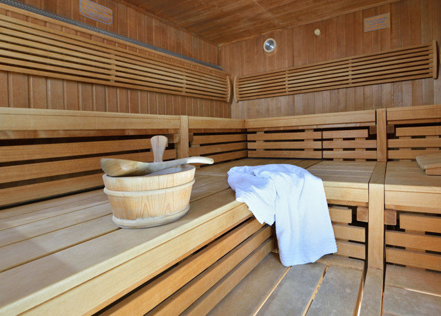 man made object wooden swimming pool hardwood sauna bathroom