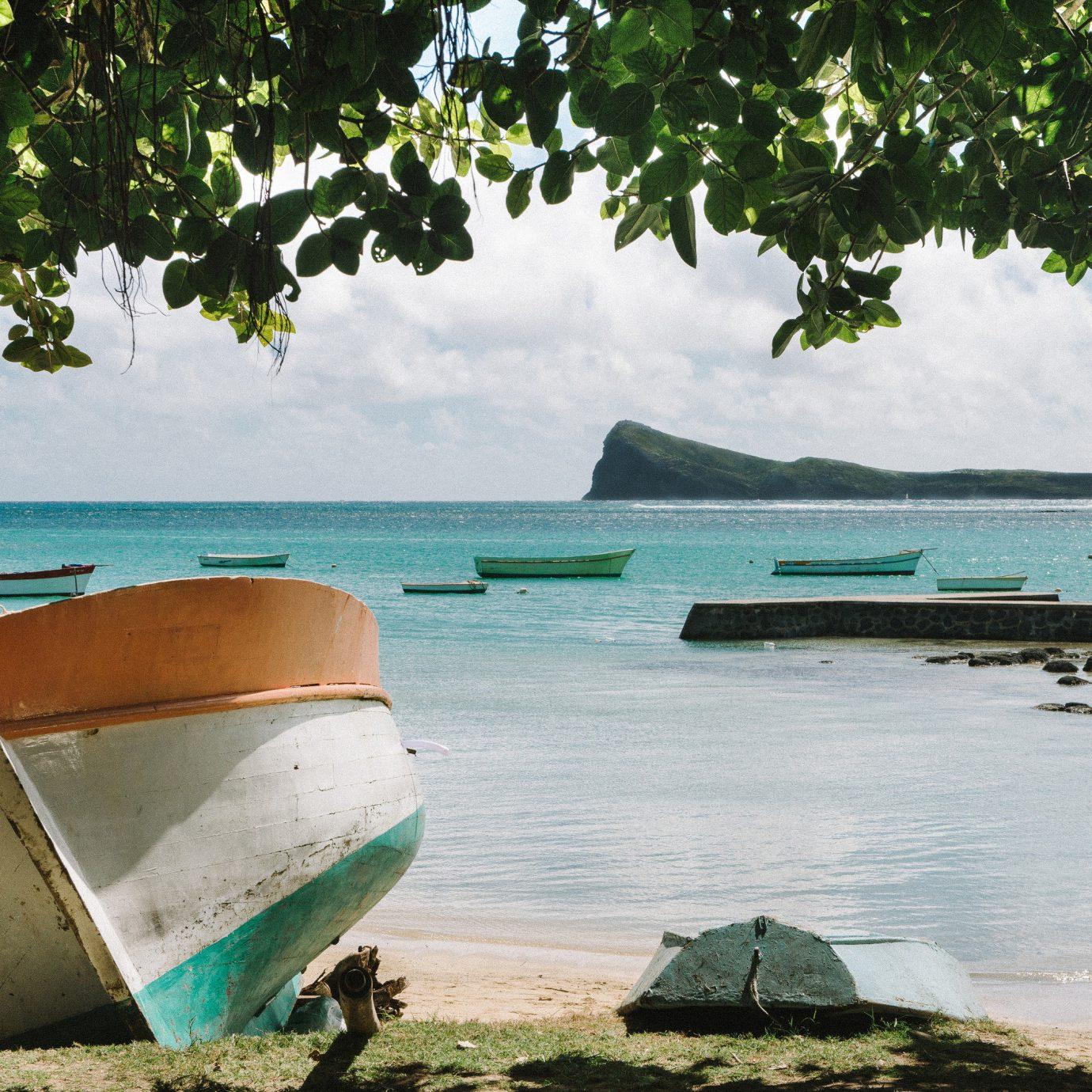 water Sea Boat shore Beach Ocean Coast vehicle tropics Island boating caribbean