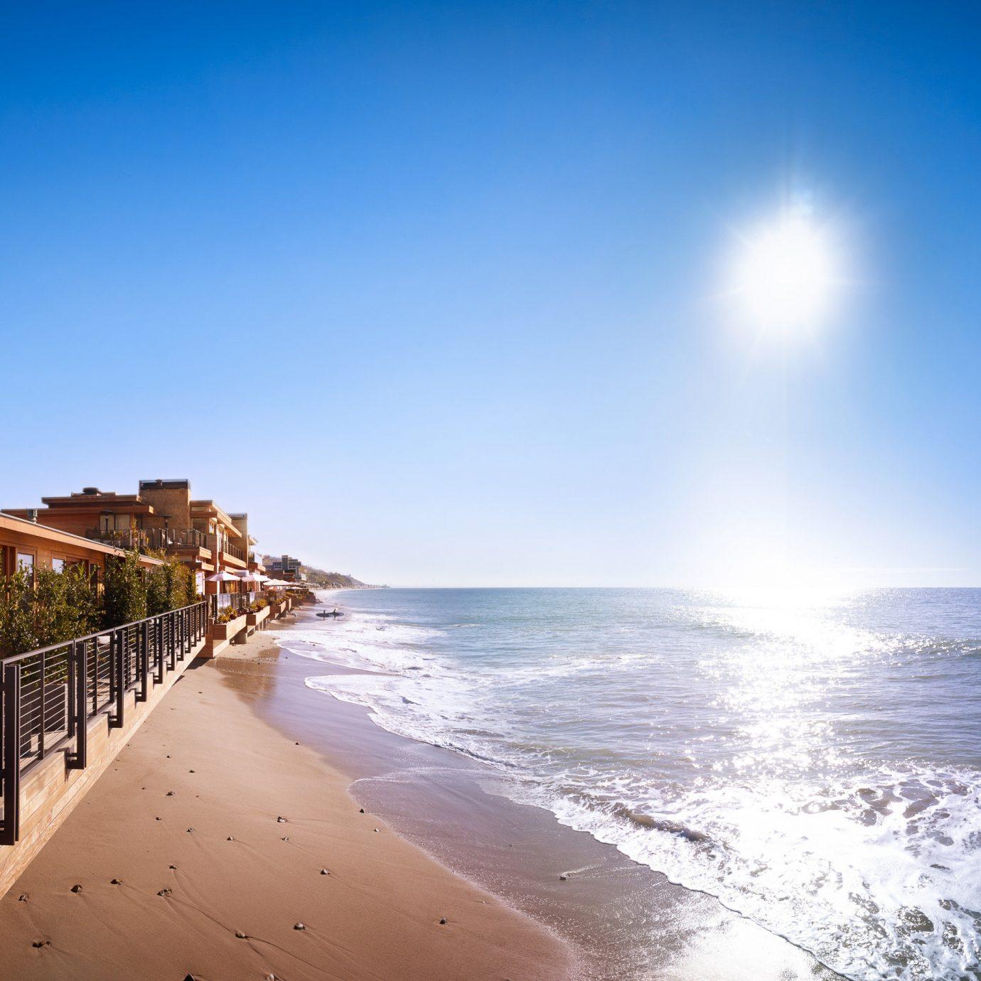sky water Sea Beach shore Ocean Coast horizon Nature wave sunlight cape