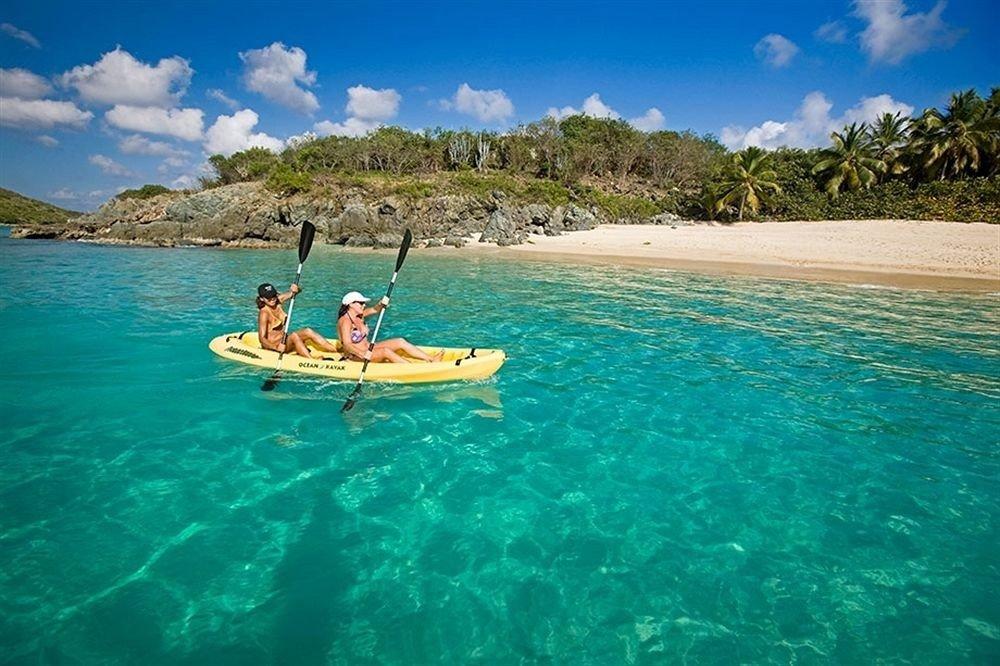 water sky leisure Sea swimming pool Nature caribbean Lagoon Beach Ocean Island tropics boating cay swimming