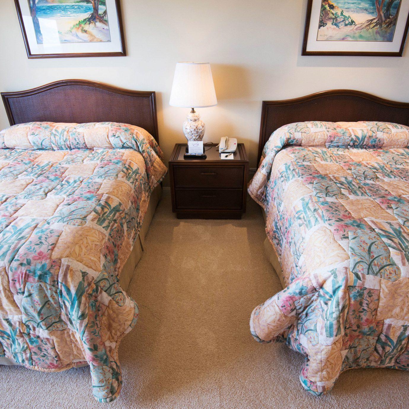 Bedroom cottage bed sheet