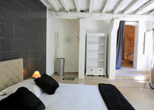 property black home cottage Bedroom loft living room