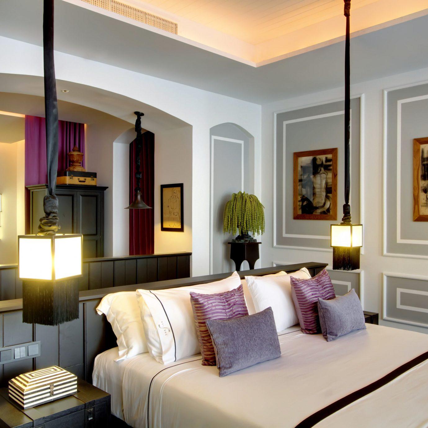 Bedroom City Honeymoon Luxury Romance Romantic sofa living room property home Suite flat Modern