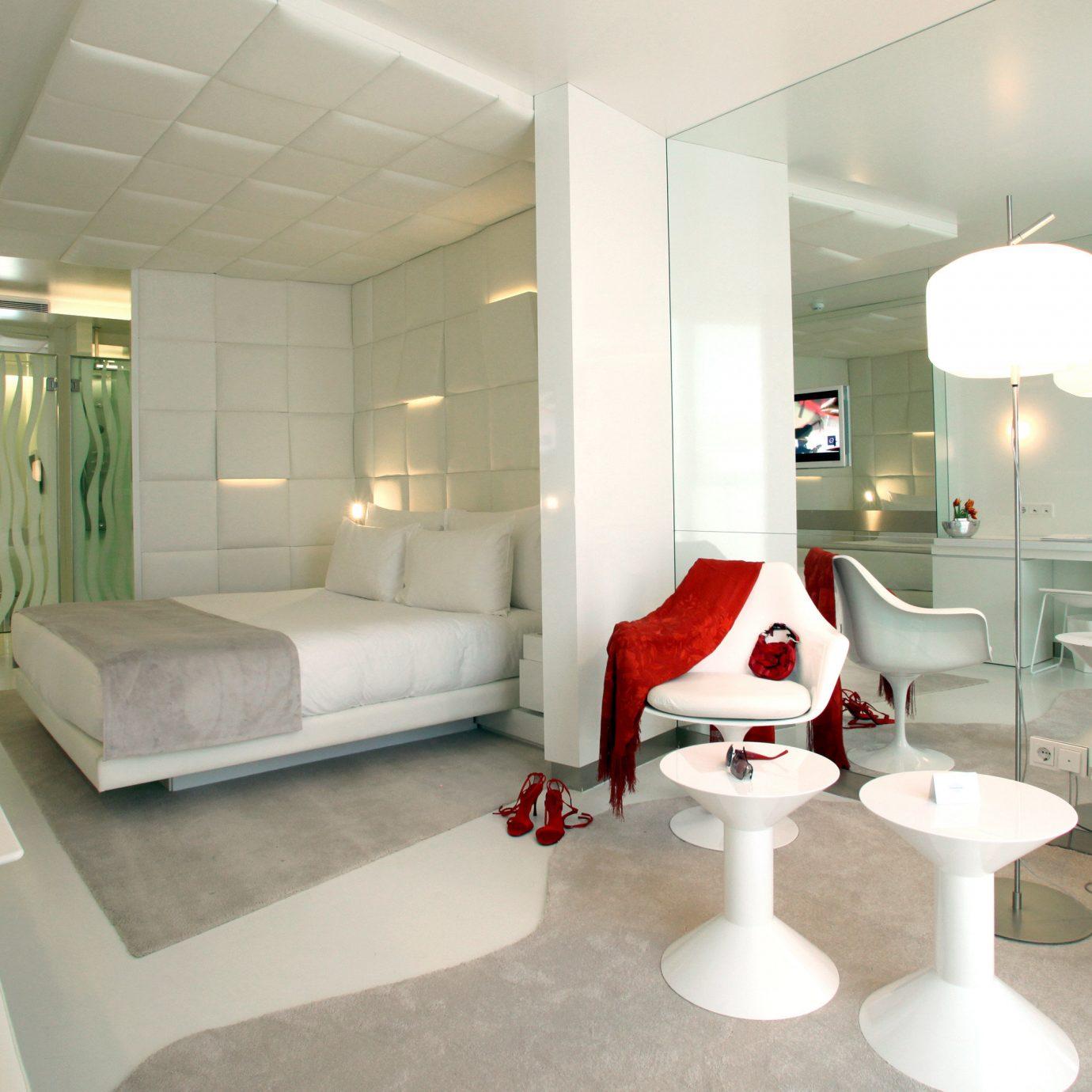 Bedroom Elegant Hip Modern Suite lighting living room Lobby