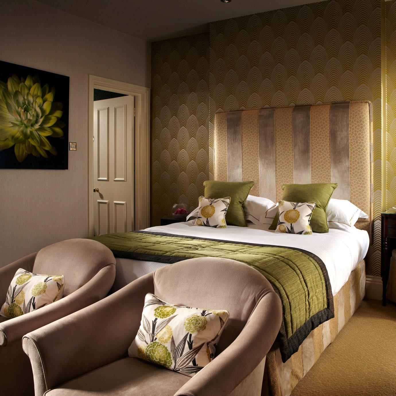 Bedroom Elegant Modern sofa property living room home Suite cottage