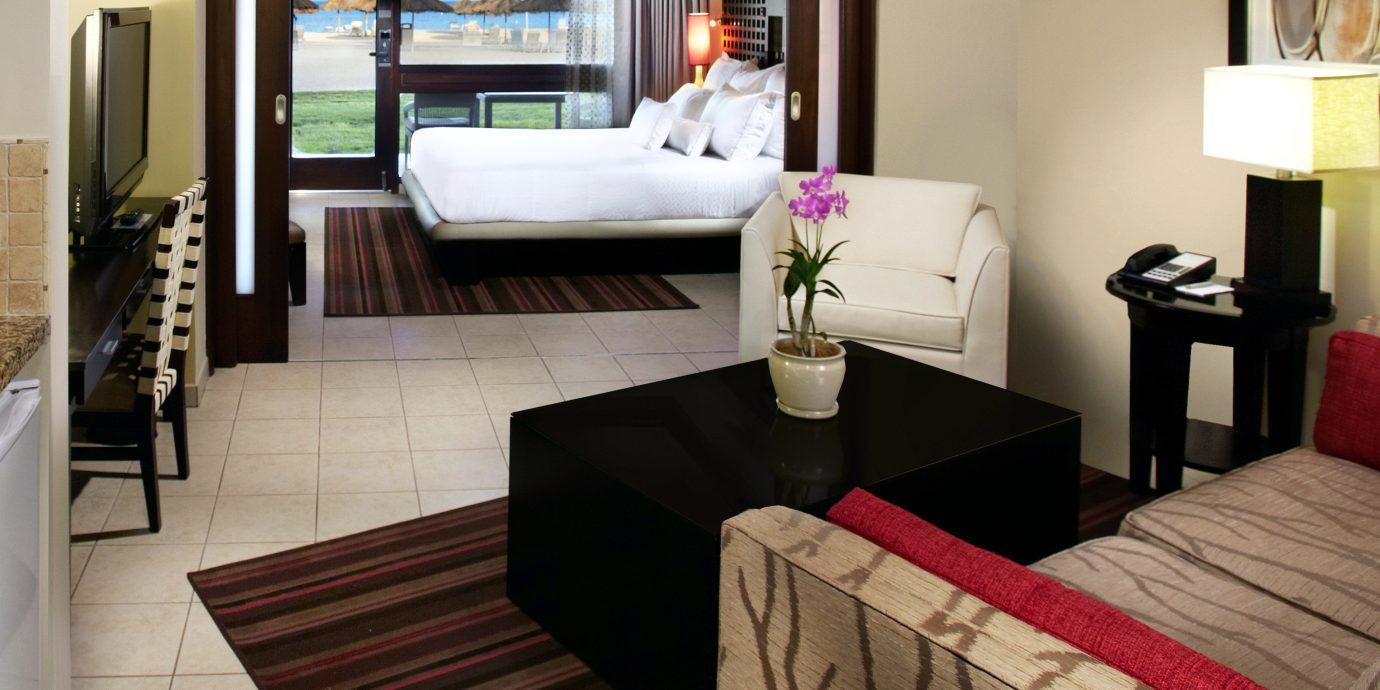 Bedroom Hotels Patio Scenic views Suite property living room home hardwood cottage flooring wood flooring