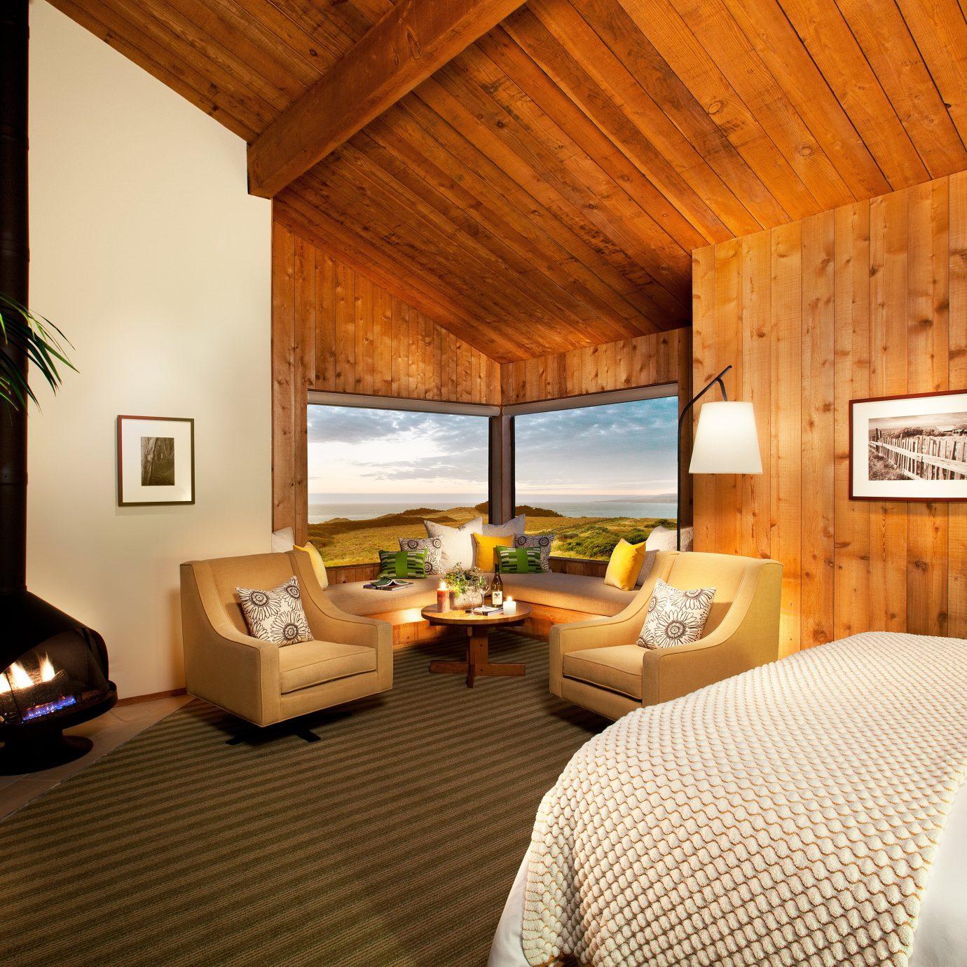 Bedroom Modern Resort Rustic property cottage home living room Villa Suite farmhouse