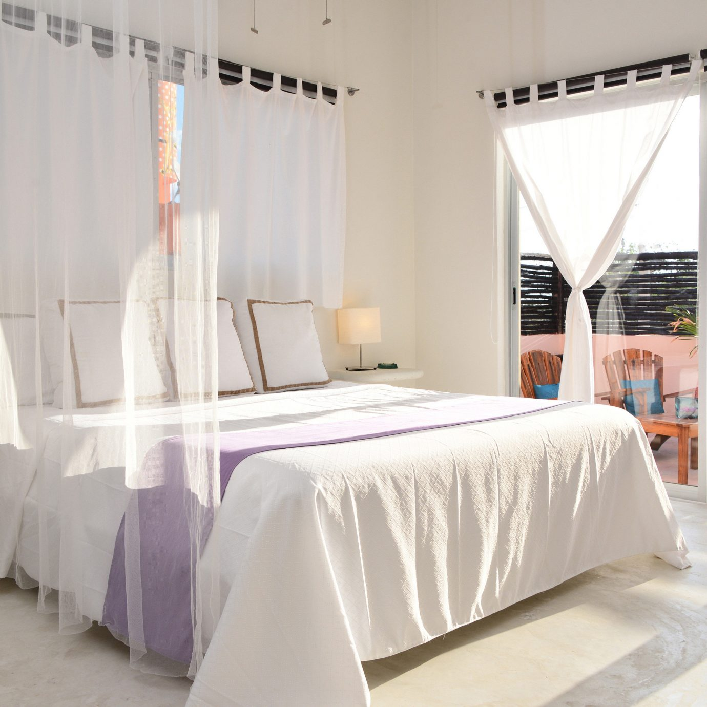 property pillow Bedroom white bed sheet curtain textile Suite cottage