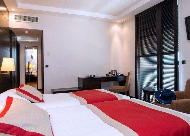 property red Bedroom Suite condominium clean