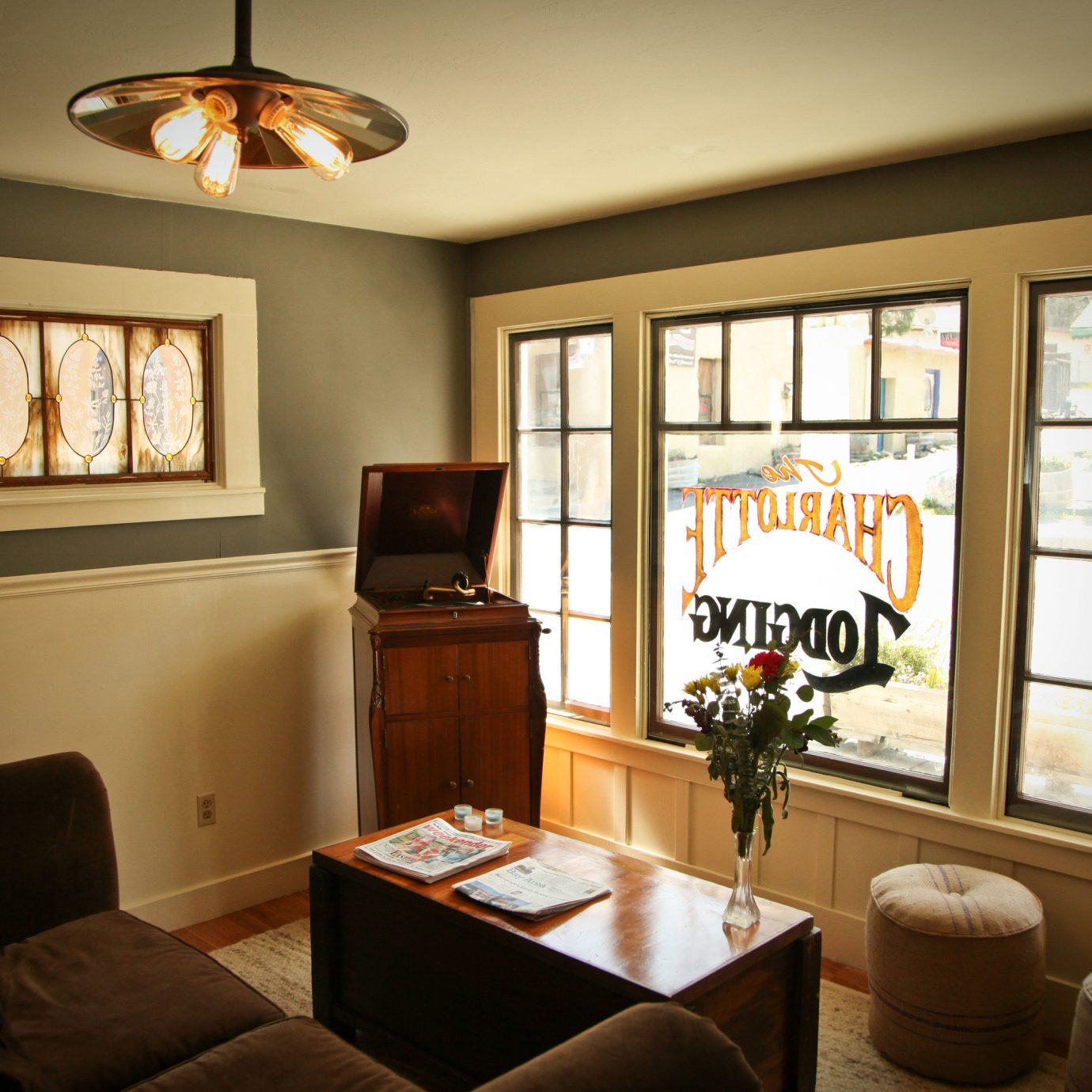 property living room home cottage Suite Bedroom