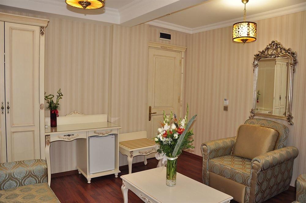 property home Suite living room cottage Bedroom