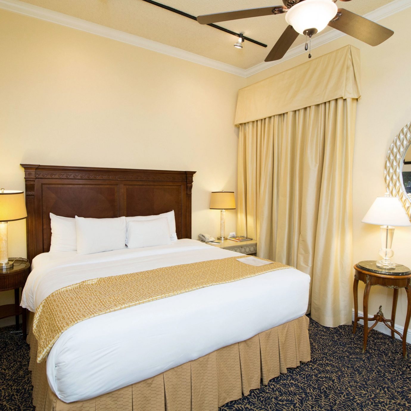 property Suite Bedroom cottage tan