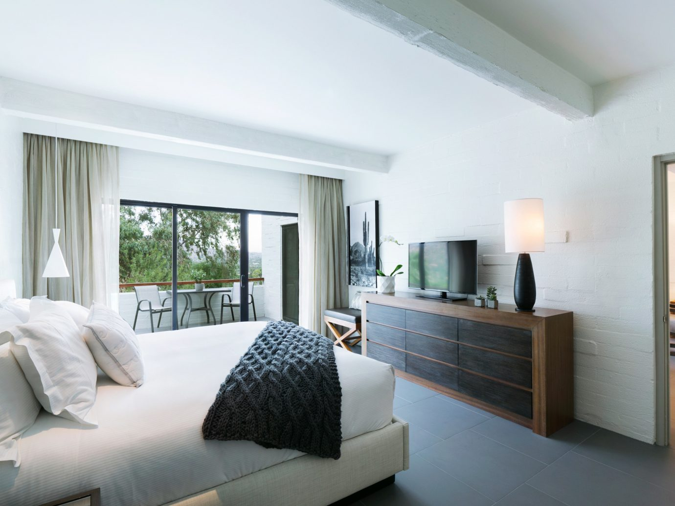 bedroom at Sanctuary on Camelback Mountain Resort and Spa