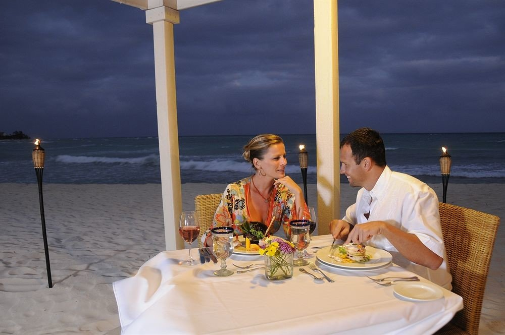 ceremony wedding Boat passenger ship dining table