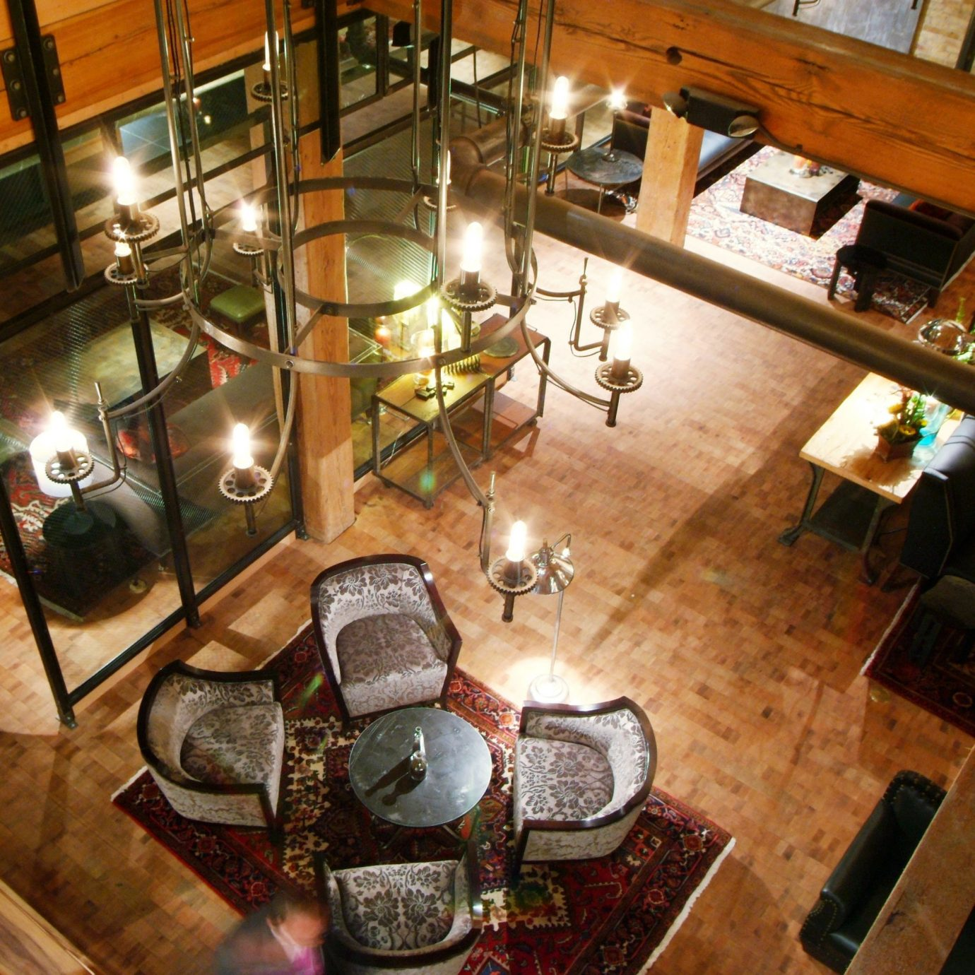 Boutique City Lobby Lounge home tourist attraction