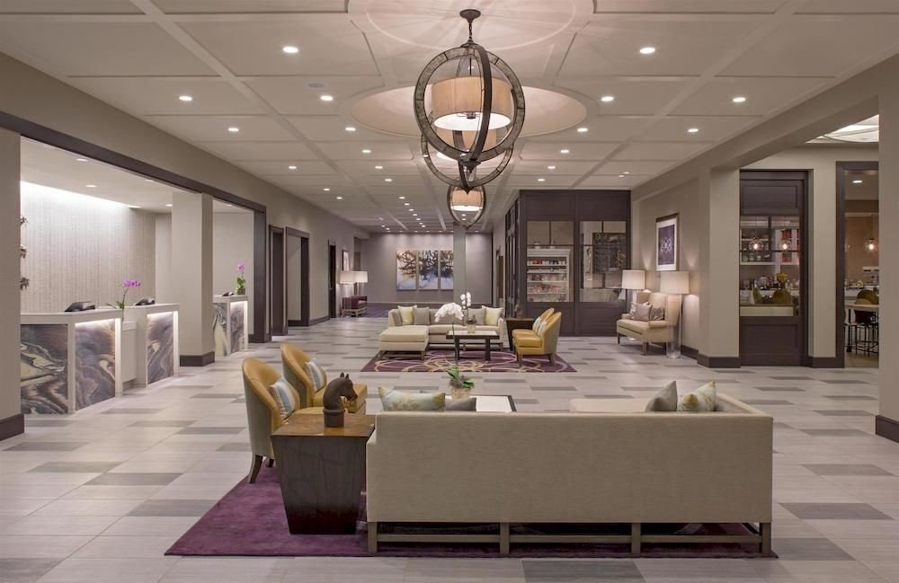 Hip Lounge Luxury Modern Lobby lighting living room Boutique convention center retail Island