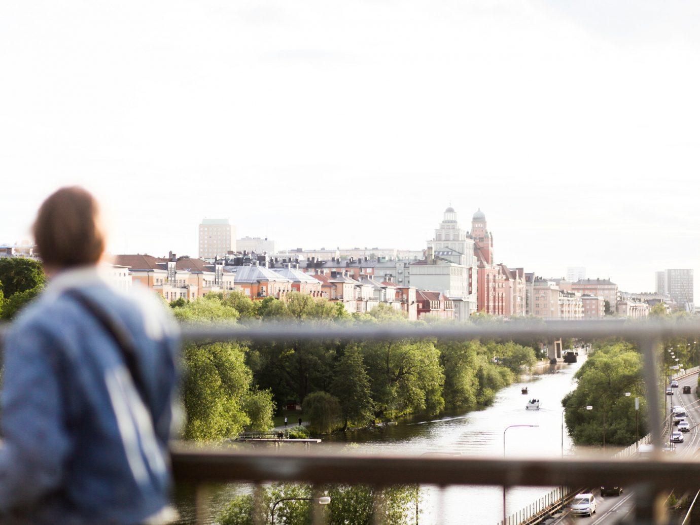 Adventure Luxury Travel Outdoor Activities Trip Ideas person outdoor looking skyline distance