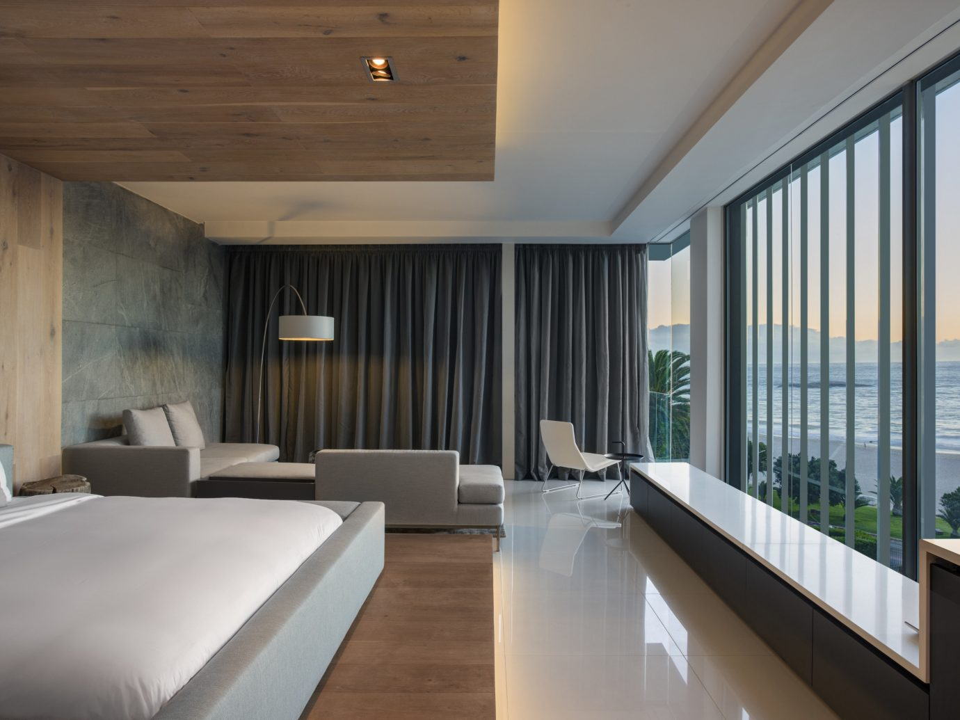 Trip Ideas indoor ceiling wall window floor bed room property condominium house hotel interior design Suite estate home real estate living room Design daylighting professional window covering apartment Bedroom Modern area furniture