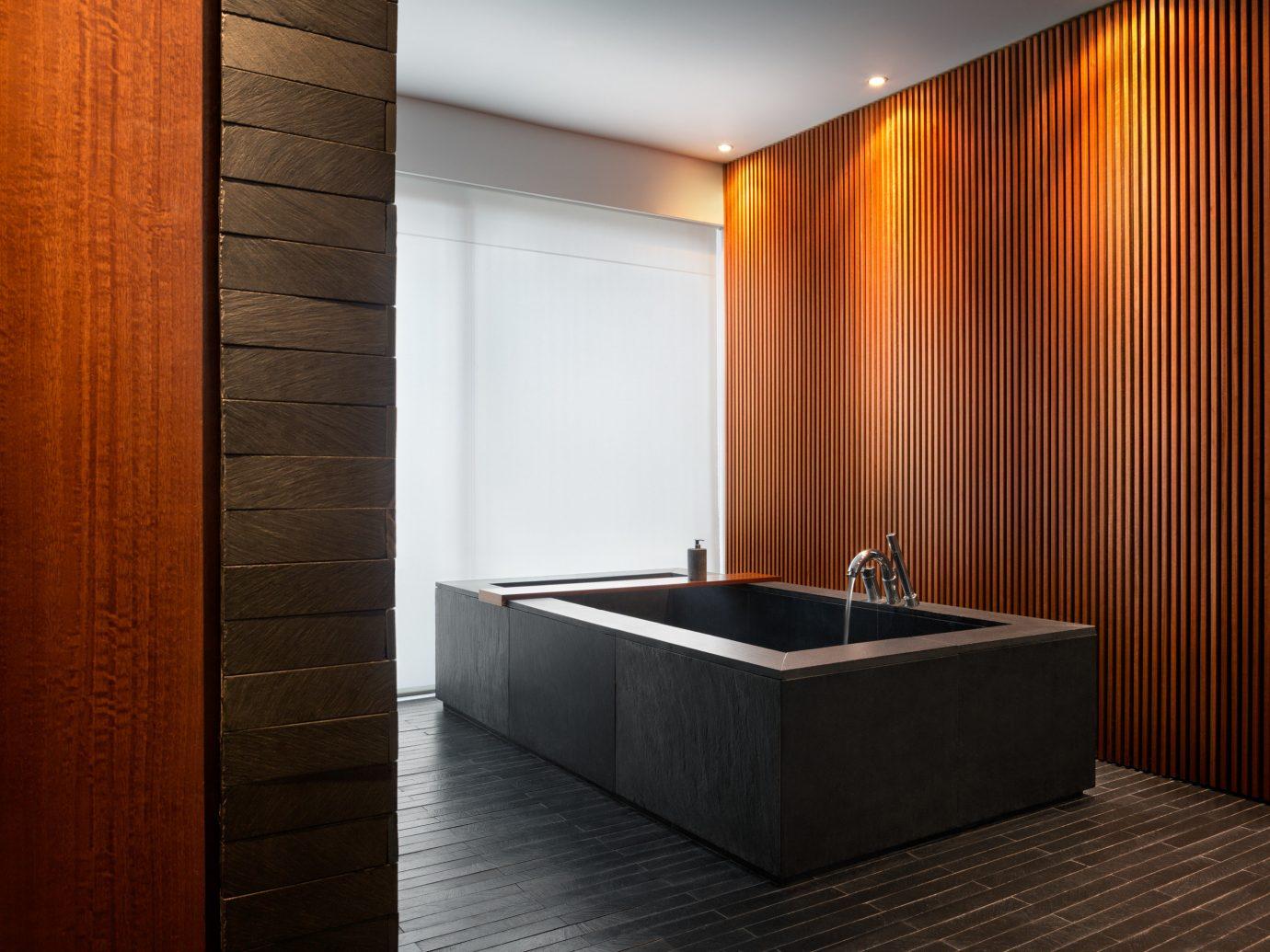 Hotels Offbeat indoor wall floor room bathroom bathtub interior design plumbing fixture Suite Design