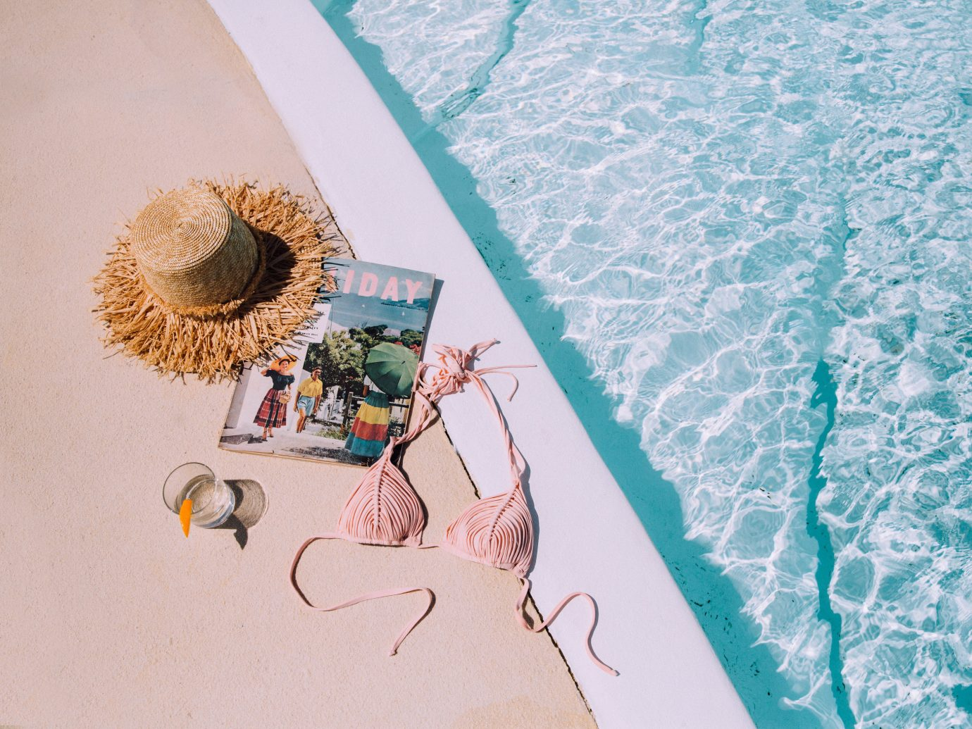 Style + Design vacation water summer turquoise