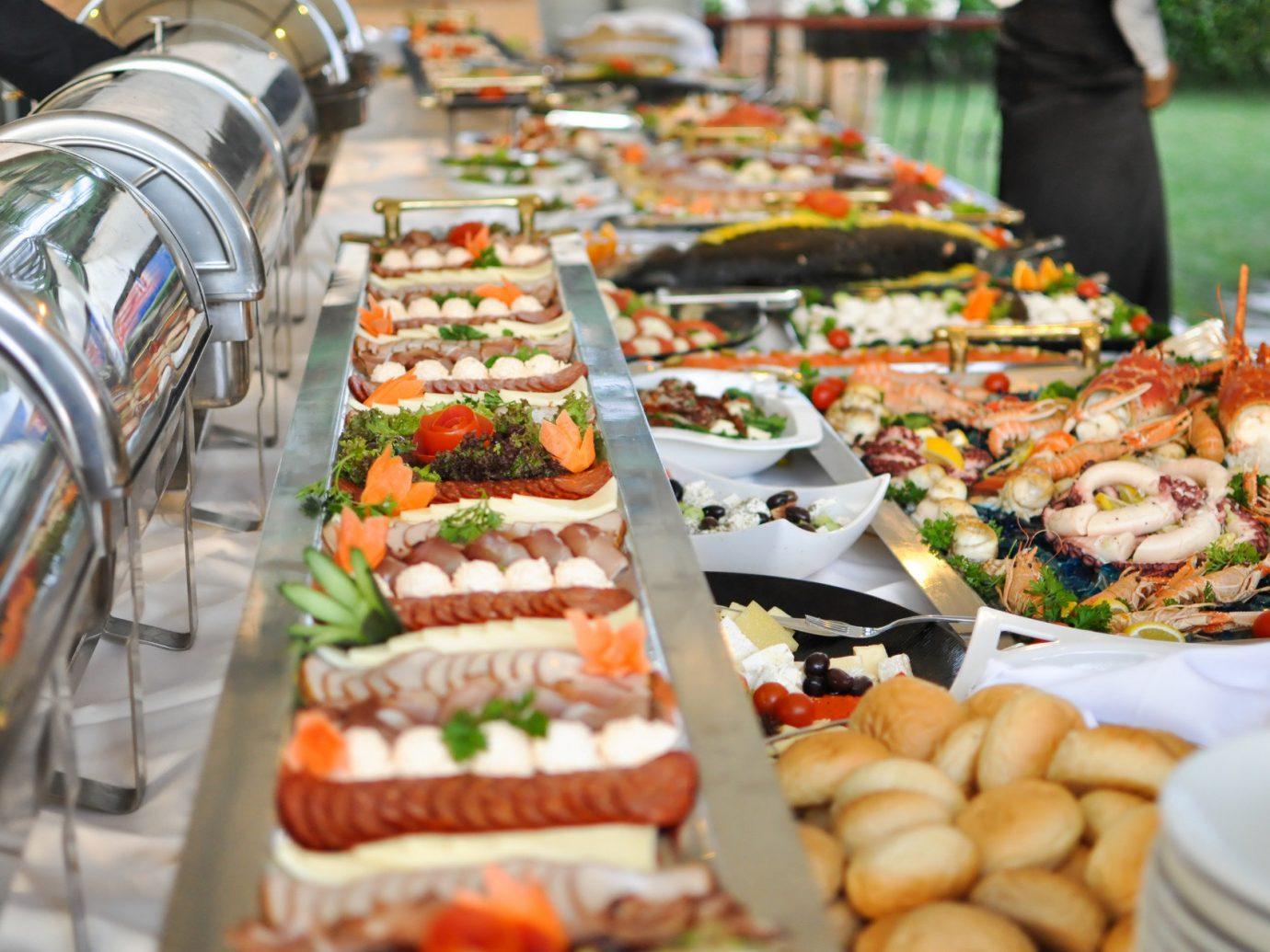 Health + Wellness Travel Tips food meal buffet brunch dish breakfast sense hors d oeuvre cuisine several