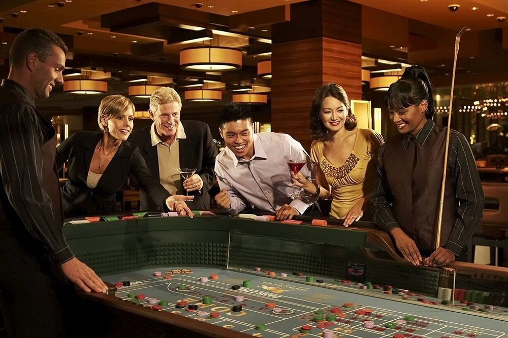 building gambling house Casino games