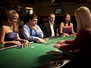 scene gambling house pool table poolroom poker games gambling pool ball card game recreation Casino