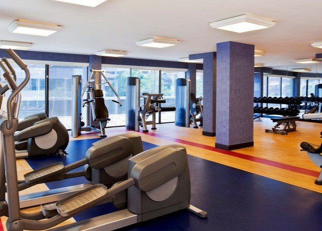 structure chair gym sport venue leisure physical fitness condominium physical exercise pilates