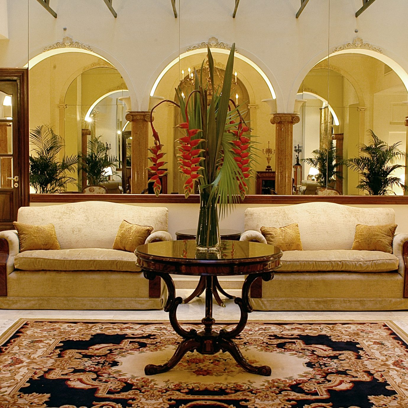 City Classic Cultural Lobby Lounge living room home mansion palace
