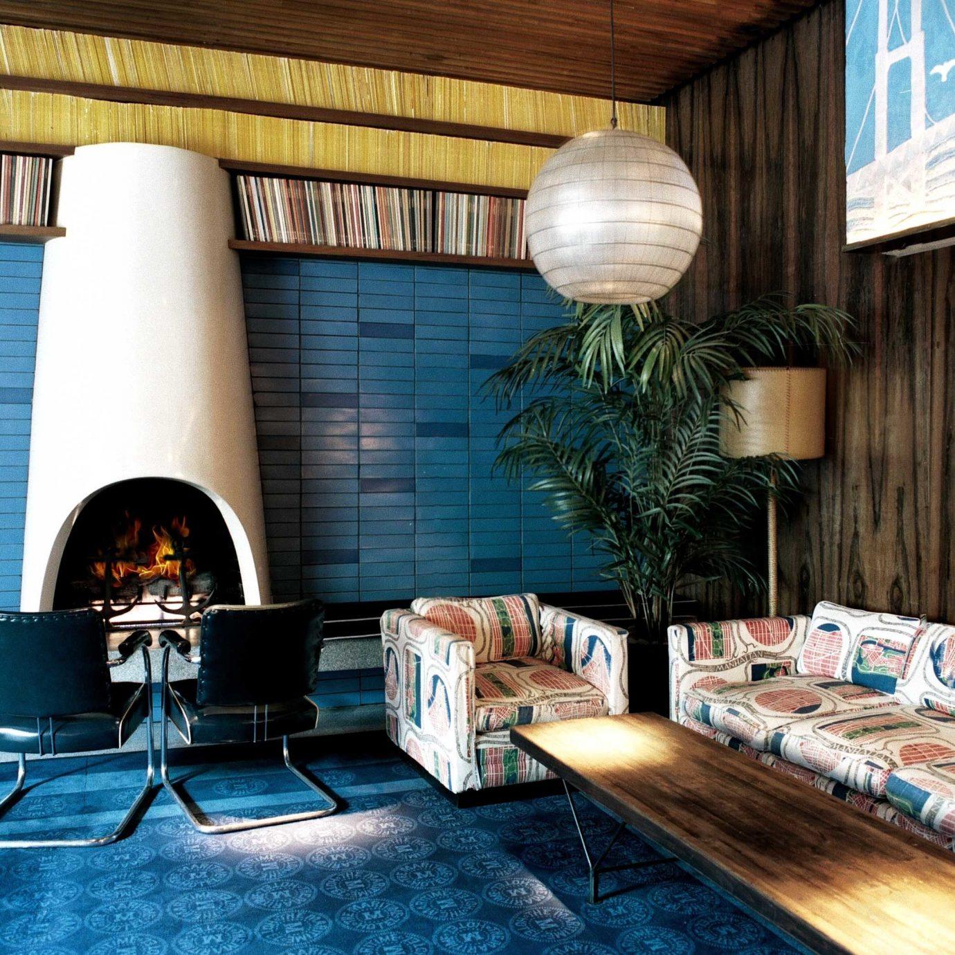 City Fireplace Lounge Resort house home restaurant living room cottage