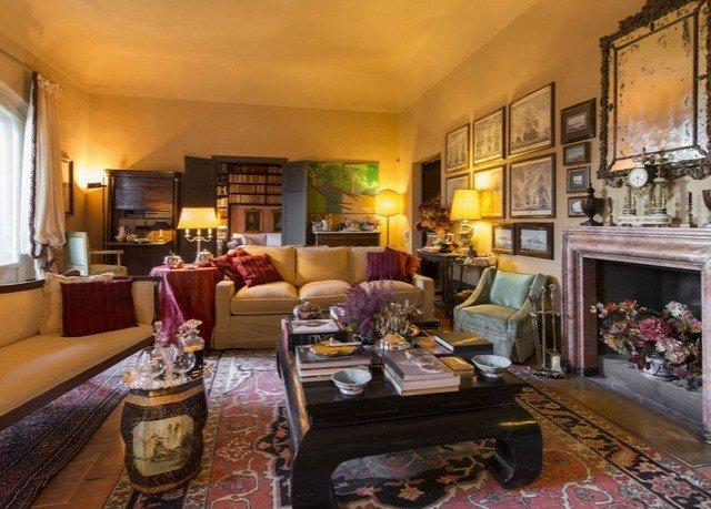 living room property home mansion cottage cluttered