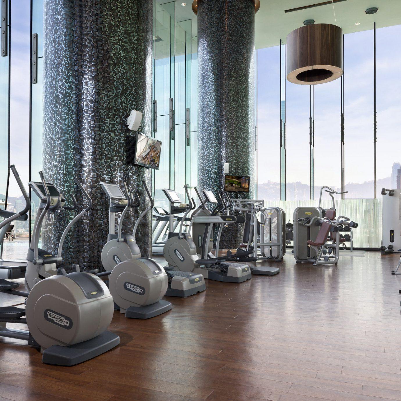 structure property gym sport venue condominium