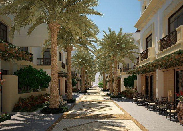 tree property Town neighbourhood way plaza Courtyard residential area arecales street Downtown walkway home Resort town square condominium sidewalk palace residential lined